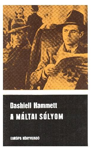 A máltai sólyom: Bűnügyi regény